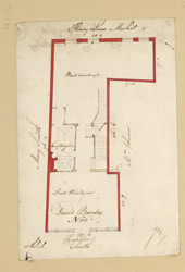 [Plan of property on Cheapside] 125 D